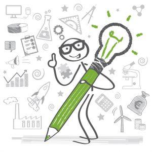 Kreativität, Webseiten Gestaltung